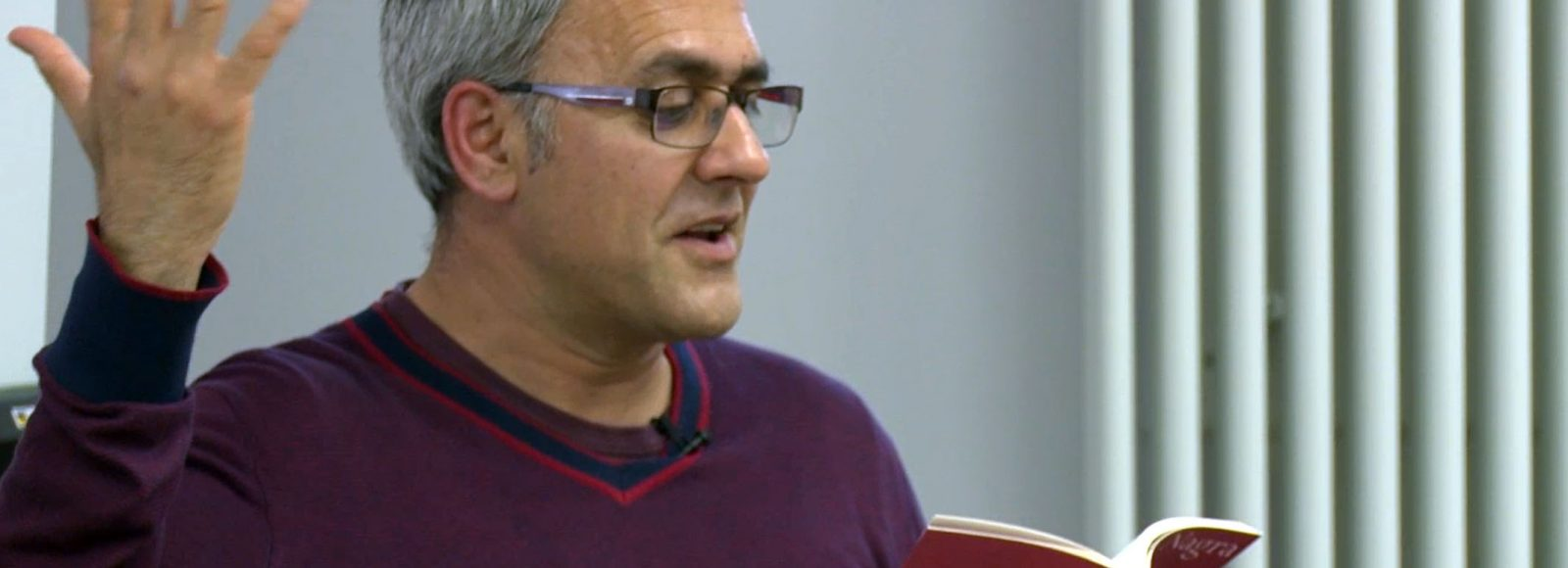 Daljit Nagra, Great Writers Inspire at Home 2017