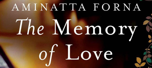 forna memory of love cover