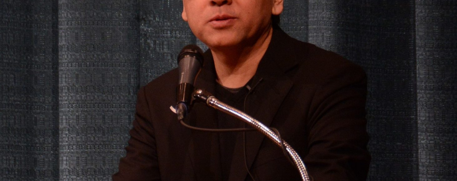Kazuo Ishiguro, 2013 Peggy V. Helmerich Distinguished Author Award, Tulsa City-County Library (CC BY-NC-ND 2.0) via Flickr