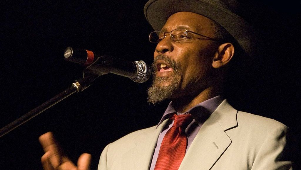 Linton Kwesi Johnson, Bryan Ledgard, 2007 (CC-BY-2.0) via Flickr