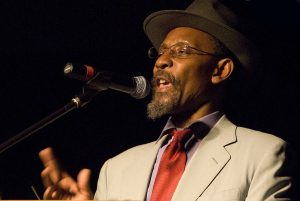Linton Kwesi Johnson, Bryan Ledgard, 2007 (CC BY 2.0) via Flickr