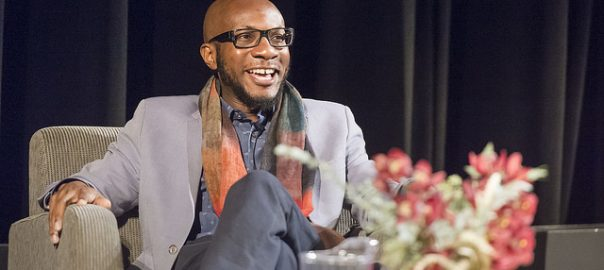 Teju Cole, One World One SFU 2015, SFU Library (CC BY-NC-ND 2.0) via Flickr