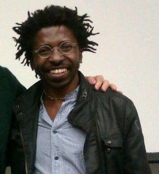 Brian Chikwava after a reading in NUI Maynooth, 2012, BlindArchangel (CC BY-SA 3.0) via Wikimedia Commons