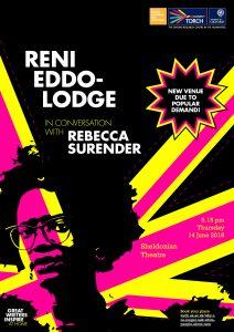 Reni Eddo-Lodge event