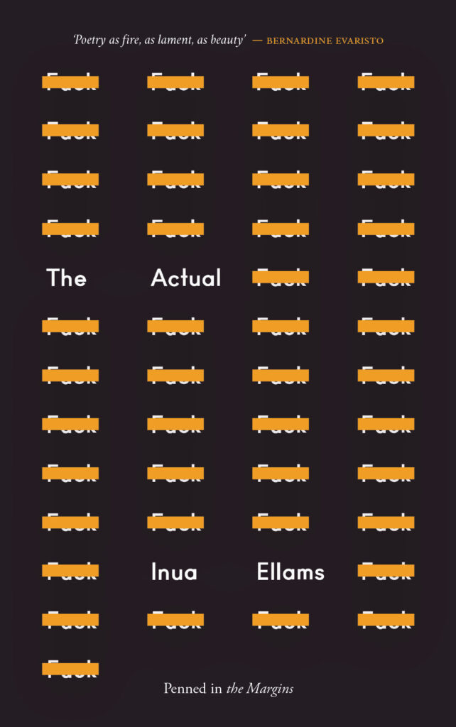 Cover of Inua Ellams's The Actual