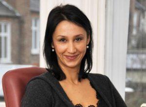 Portrait of Monica Ali